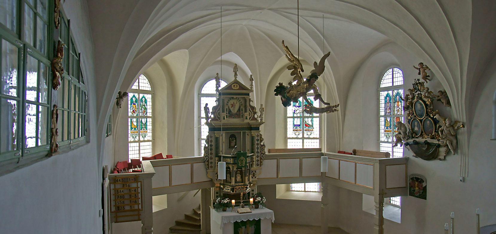 Ev.-Luth. Kirchgemeinde Königswartha