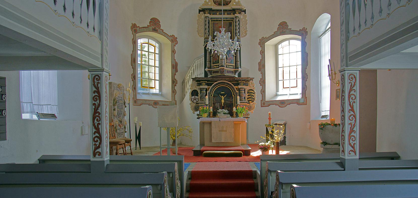 Vereinigte Ev.-Luth. Kirchgemeinde Großharthau im Kirchgemeindebund Massenei