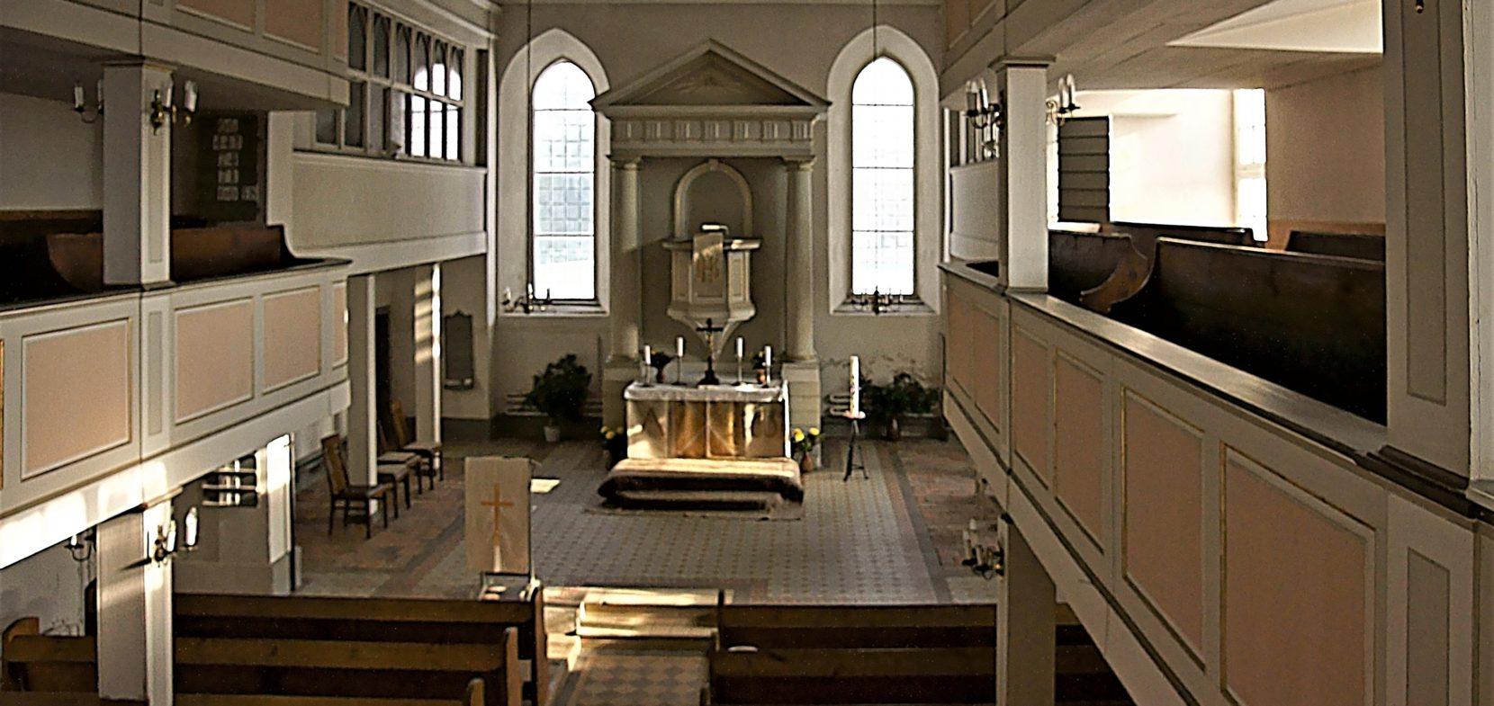 Ev.-Luth. Kirchgemeinde Baruth im Kirchspiel Gröditz