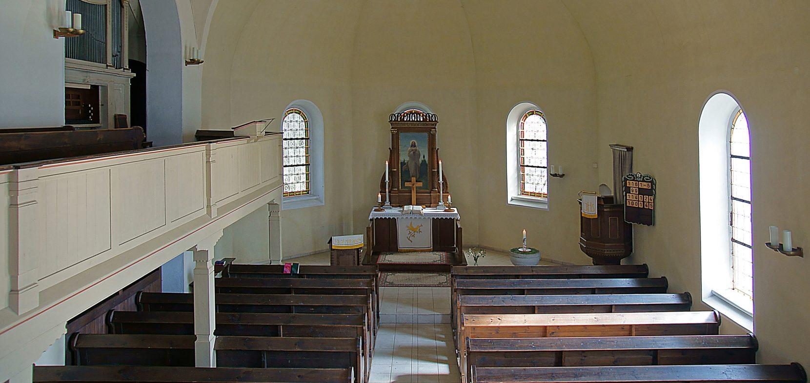 Ev.-Luth. Kirchgemeinde Cunnersdorf