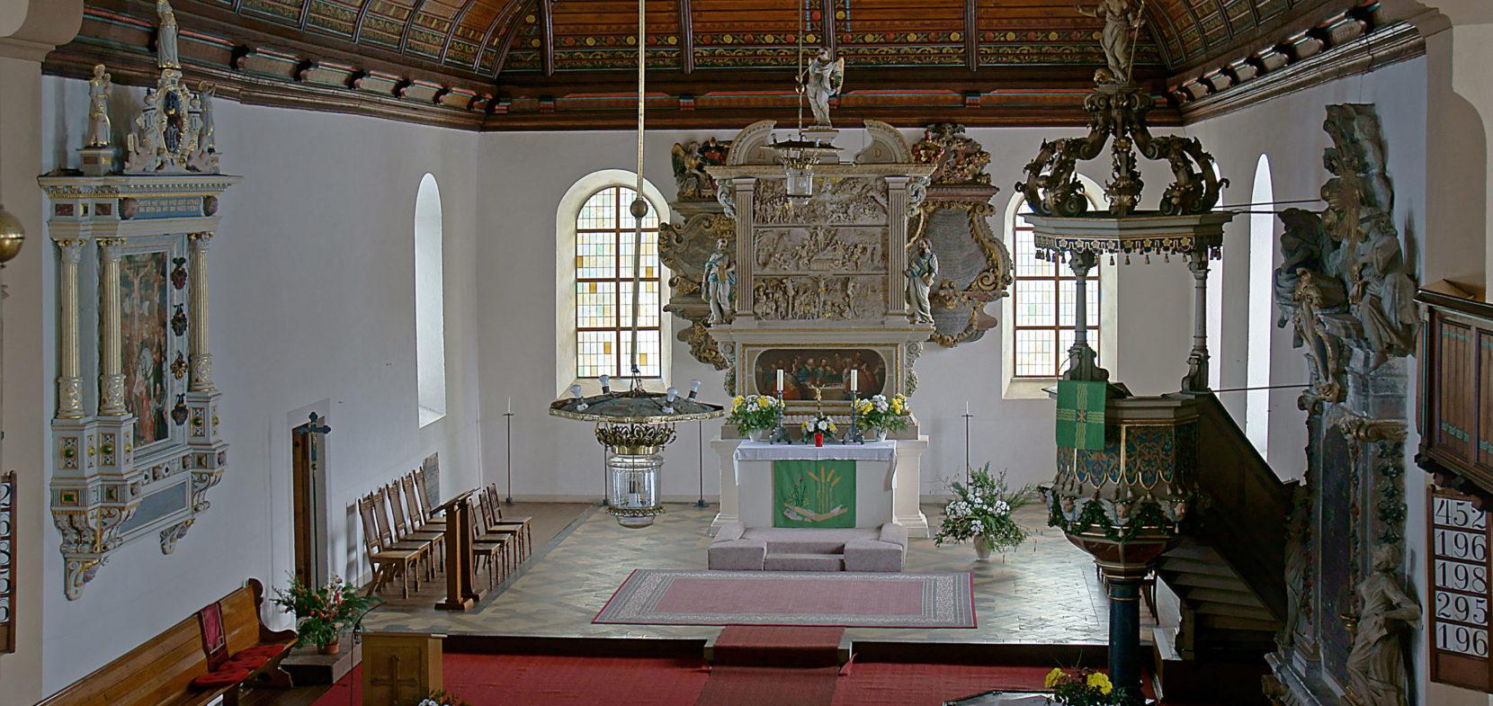 Ev.-Luth. Kirchgemeinde Klix
