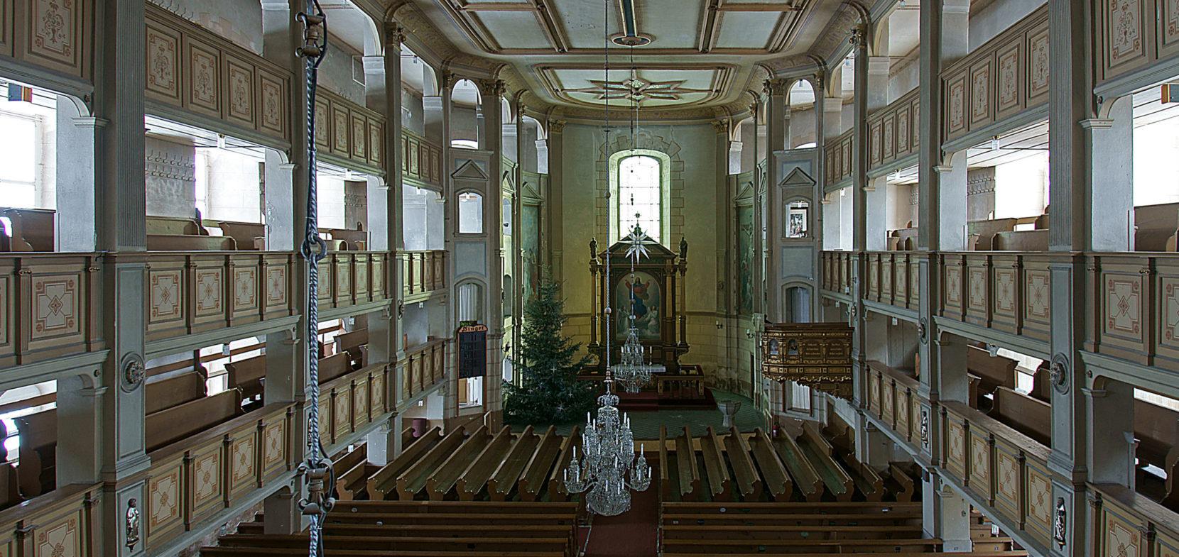 Ev.-Luth. Kirchgemeinde Cunewalde im Kirchgemeindebund Bautzener Oberland