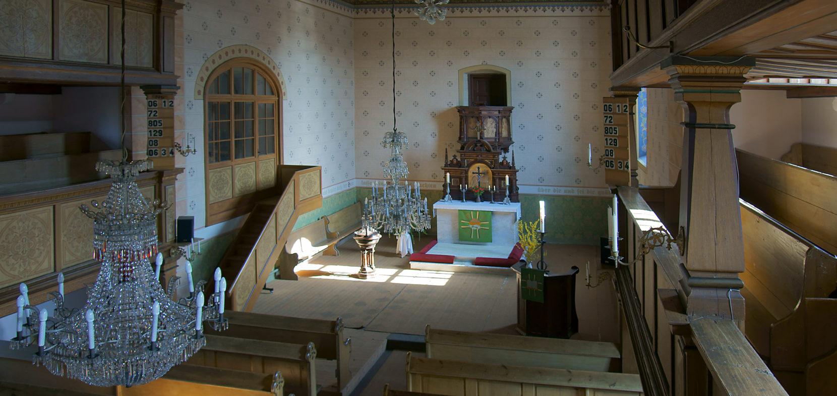 Ev.-Luth. Kirchgemeinde Putzkau