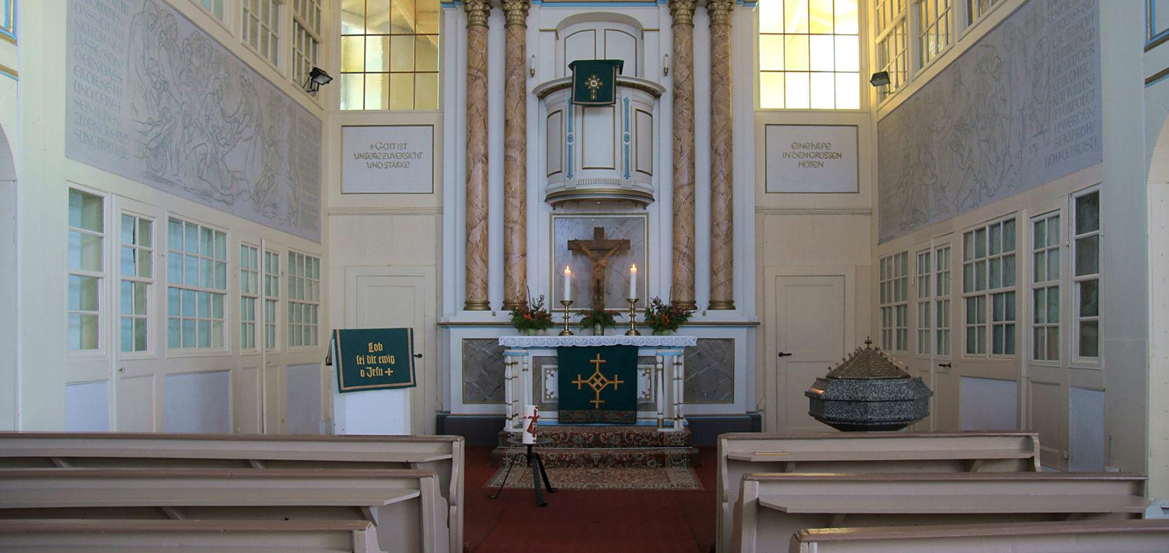 Ev.-Luth. Kirchgemeinde Bischheim-Gersdorf im Kirchspiel Maria und Martha Pulsnitz