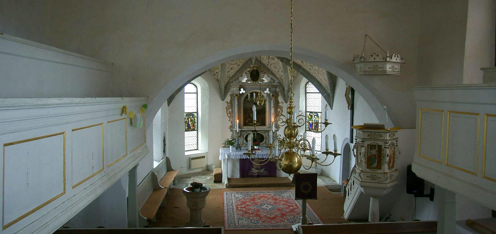 Ev.-Luth. Kirchgemeinde Arnsdorf-Fischbach-Wallroda im Kirchgemeindebund Massenei