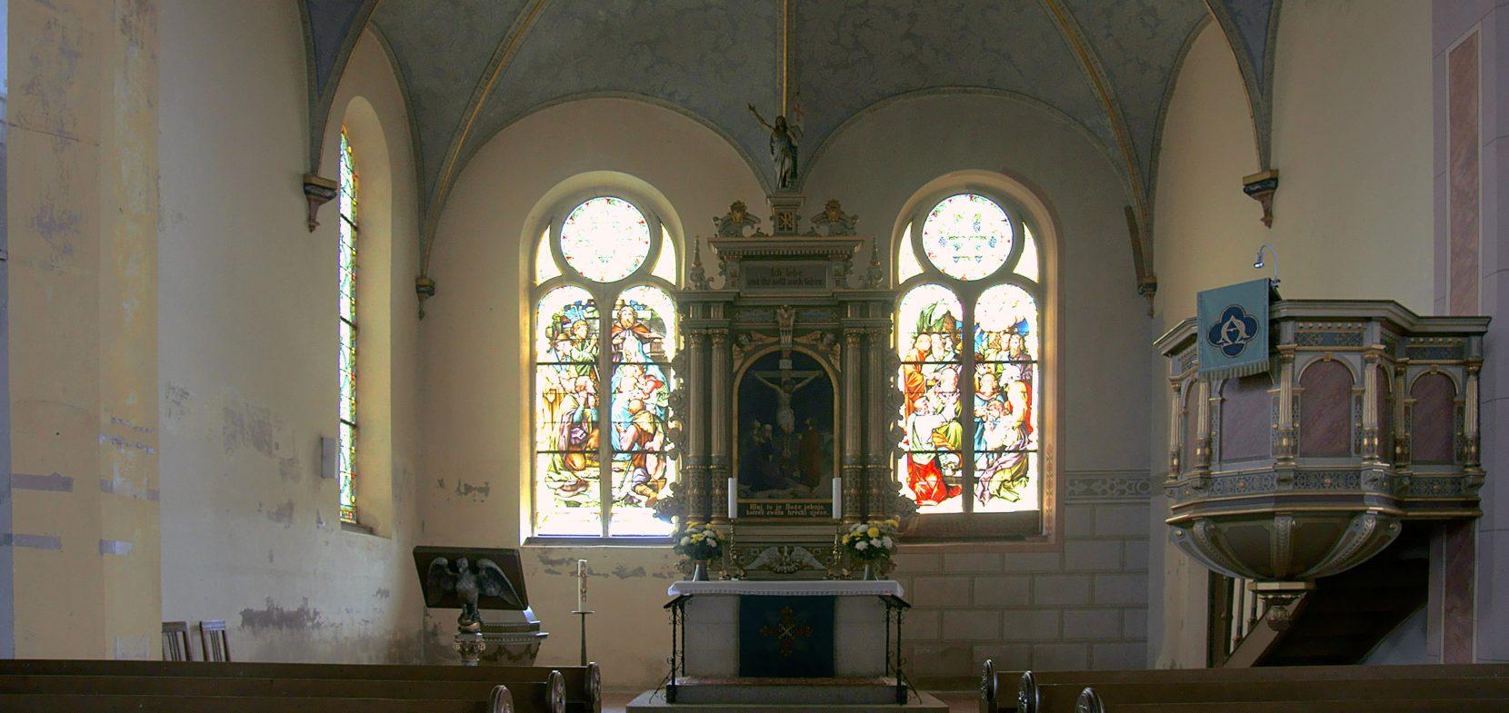 Ev.-Luth. Kirchgemeinde Gröditz im Kirchspiel Gröditz