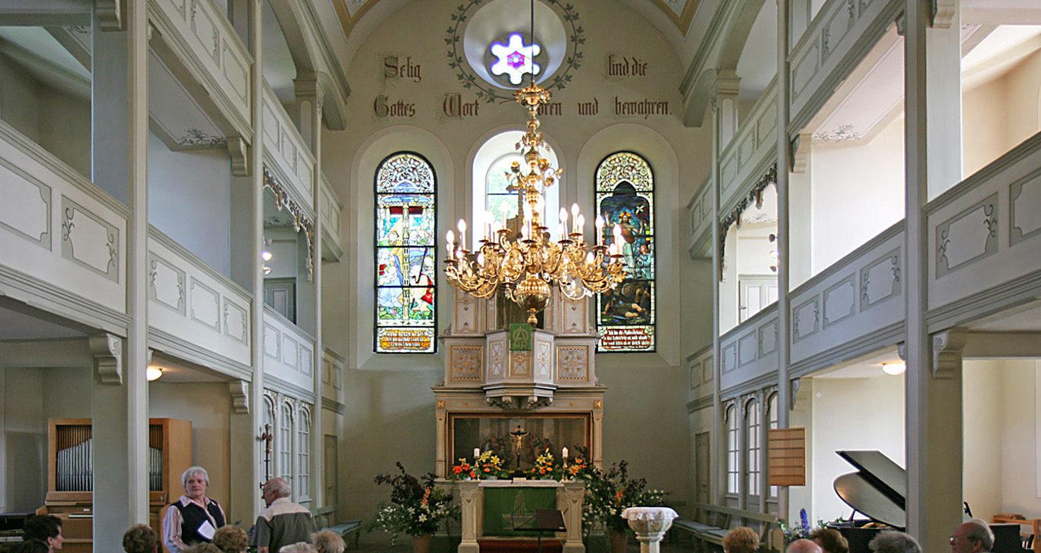 Ev.-Luth. Kirchgemeinde Lomnitz im Kirchspiel Maria und Martha Pulsnitz