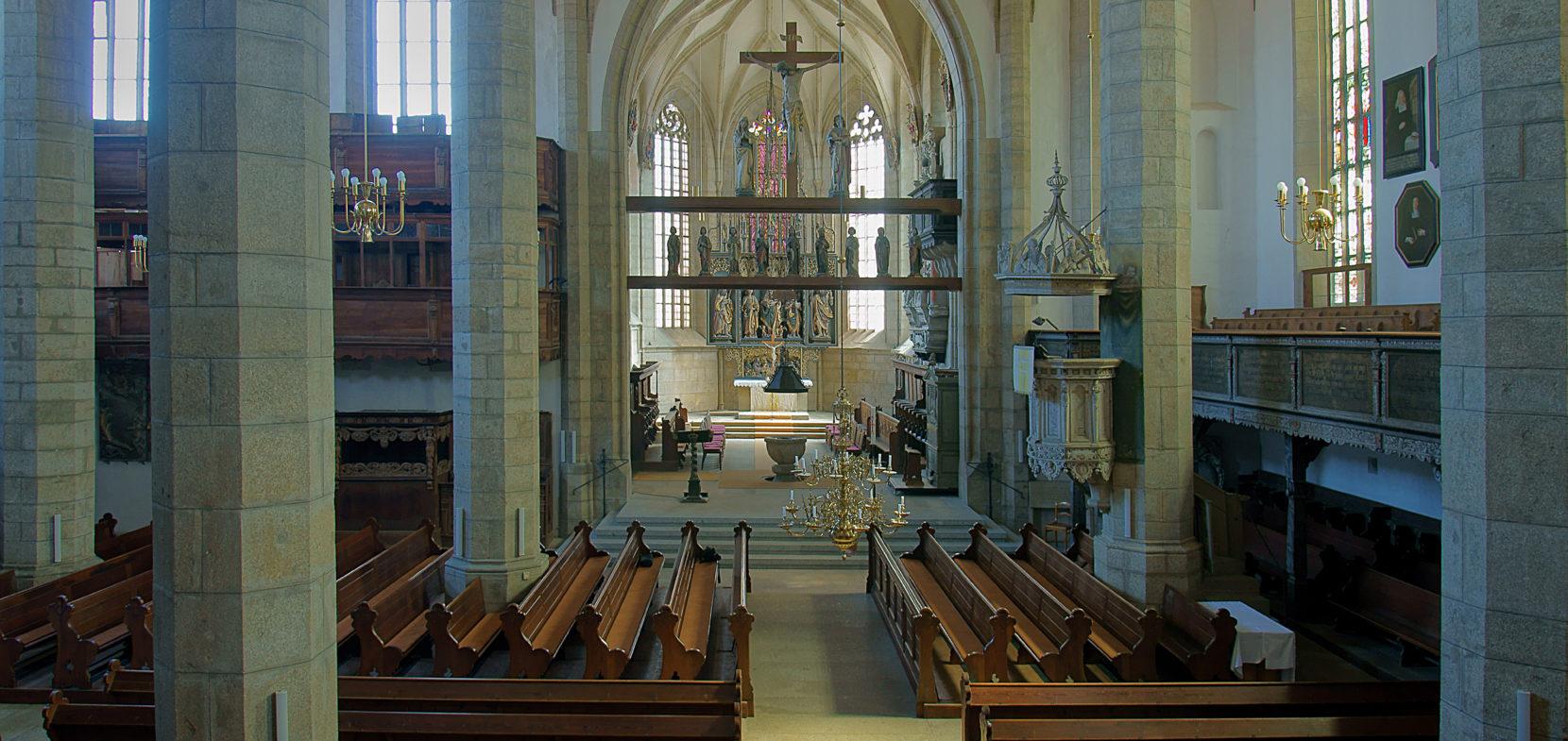 Ev.-Luth. Kirchgemeinde Kamenz-Cunnersdorf (Schwesterkirchverhältnis Kamenz-Cunnersdorf mit SK Elstra-Prietitz-Schmeckwitz, Königsbrück-Höckendorf, Schwepnitz-Neukirch-Schmorkau, Oßling, Großgrabe)