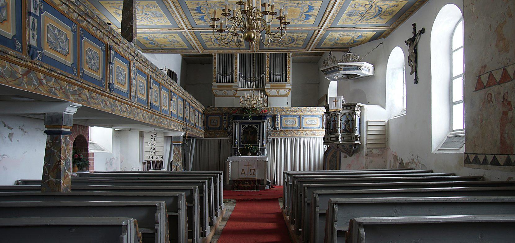 Ev.-Luth. Kirchgemeinde Leppersdorf im Kirchspiel Maria und Martha Pulsnitz