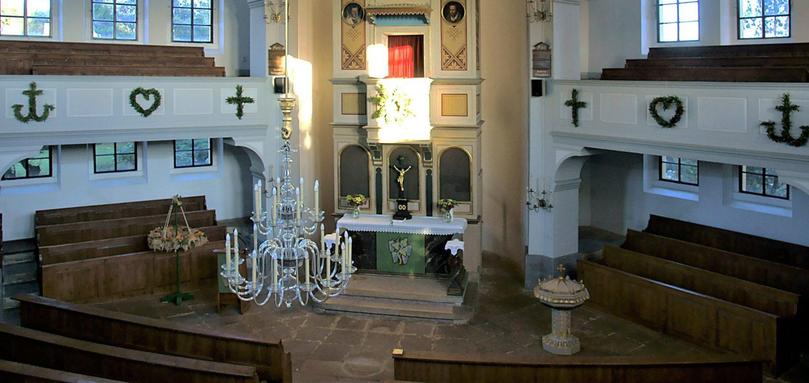 Ev.-Luth. Kirchgemeinde Lichtenberg im Kirchspiel Maria und Martha Pulsnitz