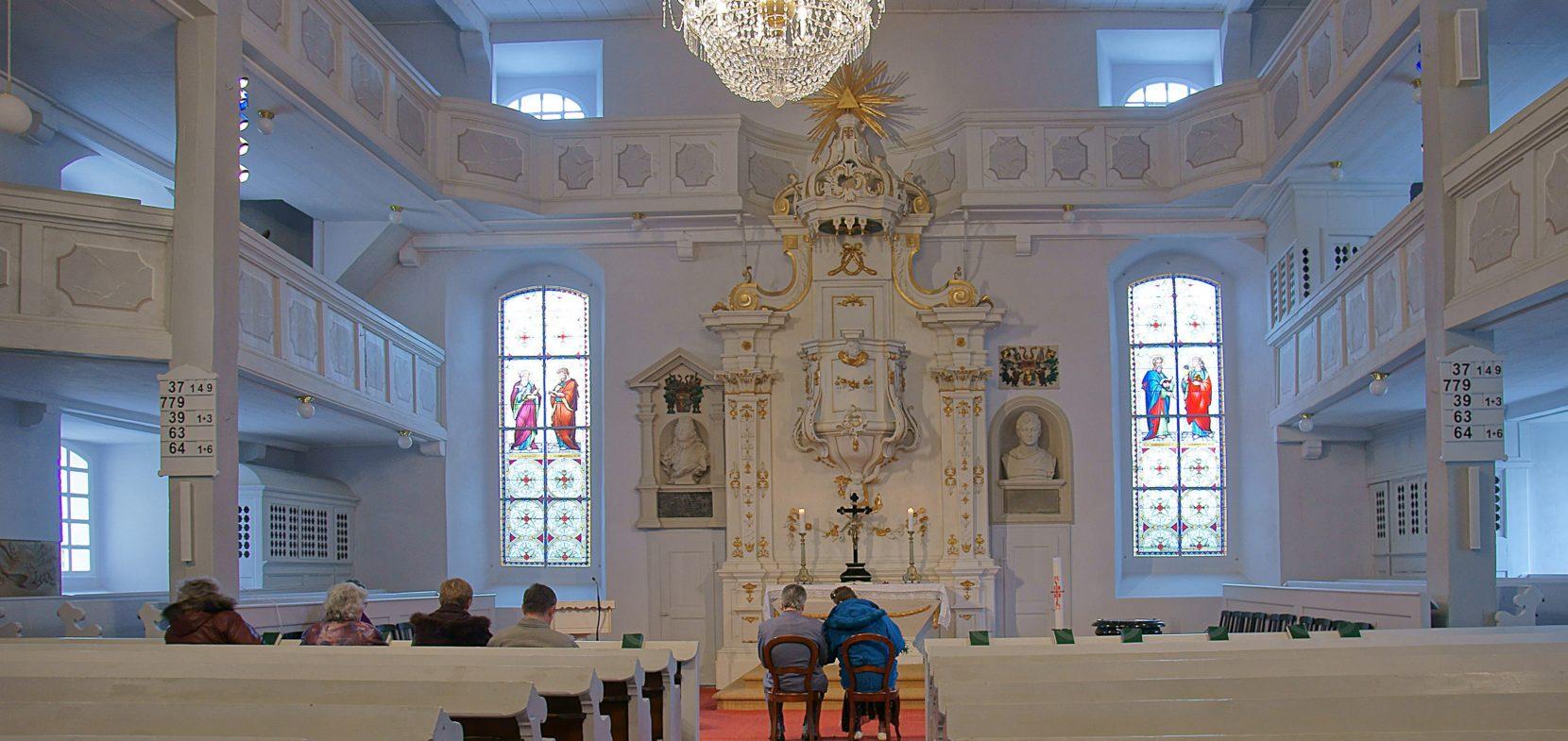 Ev.-luth. Kirchgemeinde Neukirch / Lausitz (Schwesterkirchverhältnis Neukirch/L. mit SK Steinigtwolmsdorf, Sohland, Wehrsdorf)
