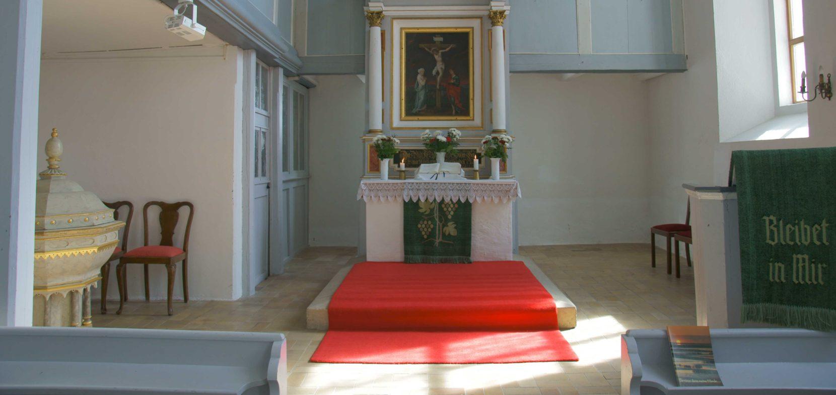 Ev.-Luth. Kirchgemeinde Oberlichtenau im Kirchspiel Maria und Martha Pulsnitz