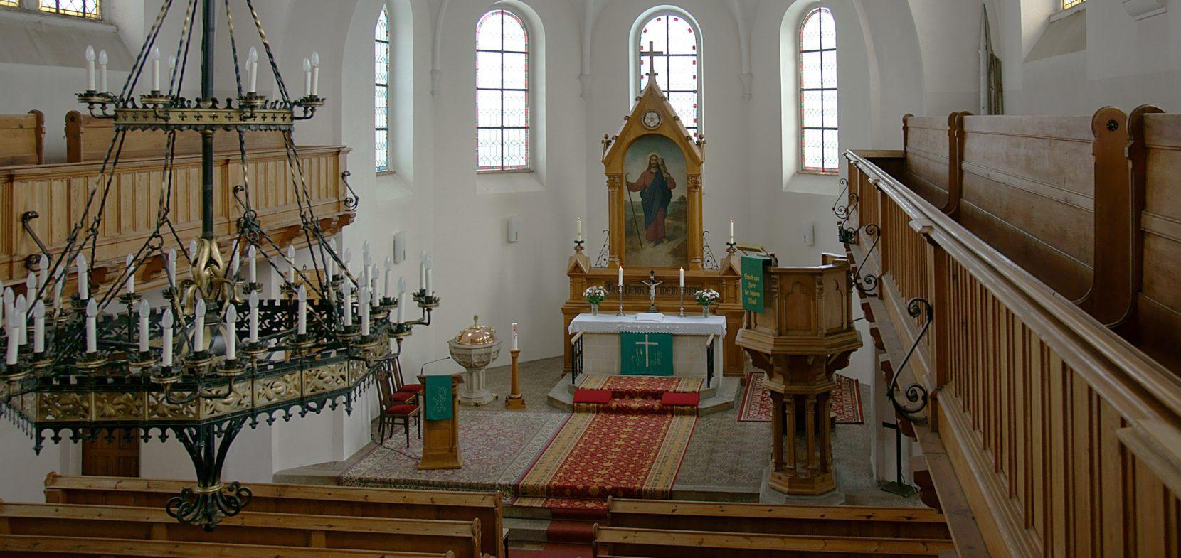 Ev.-Luth. Kirchgemeinde Quatitz