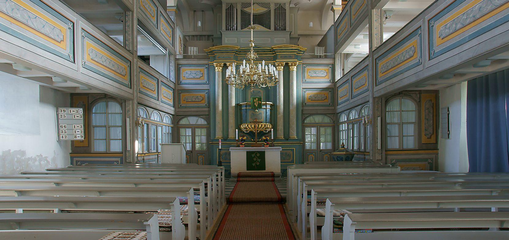 Ev.-Luth. Kirchgemeinde Reichenbach im Kirchspiel Maria und Martha Pulsnitz