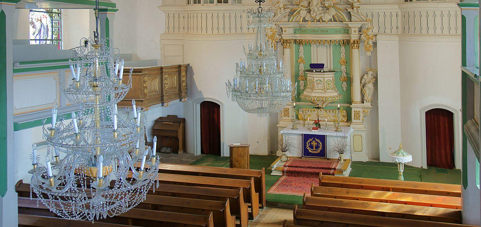 Ev.-Luth. Kirchgemeinde Wehrsdorf (Schwesterkirchverhältnis Neukirch/L. mit SK Steinigtwolmsdorf, Sohland, Wehrsdorf)
