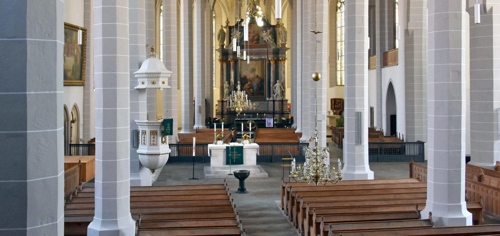 Ev.-Luth. Kirchgemeinde St. Petri Bautzen im Kirchspiel Bautzen