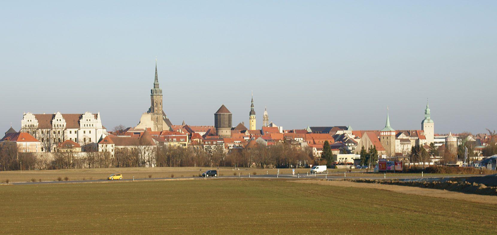Region 1: Ev.-Luth. Kirchspiel Bautzen