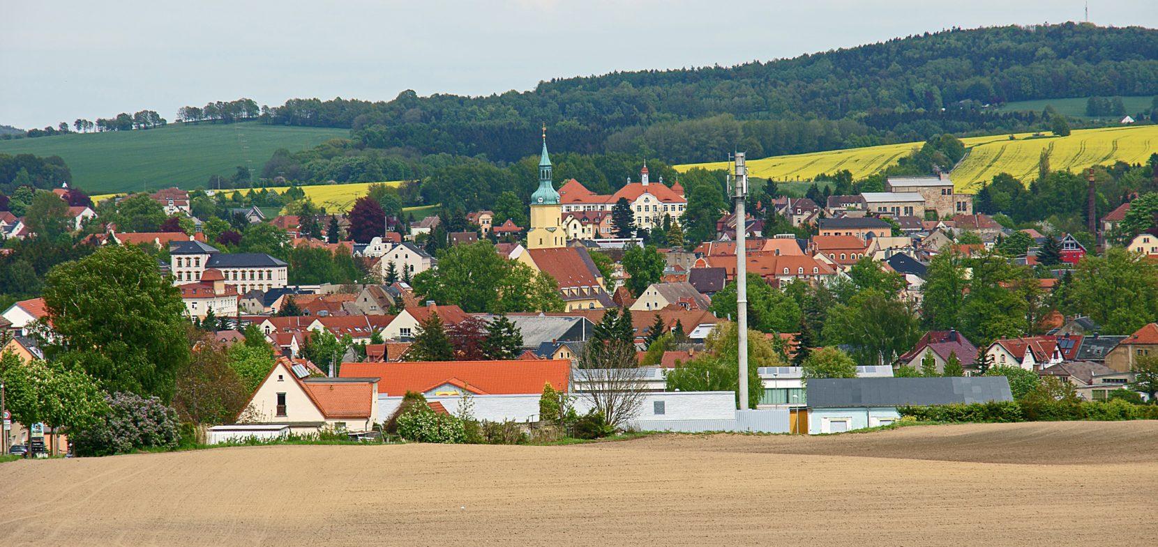 Region 8: Ev.-Luth. Kirchspiel Maria und Martha Pulsnitz